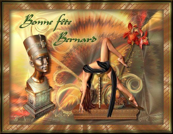 Bonne Fête Bernard 478a7c60
