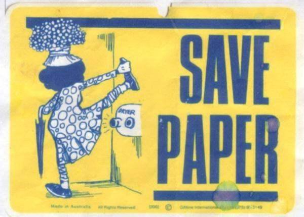 sauvons nos arbres Save_paper