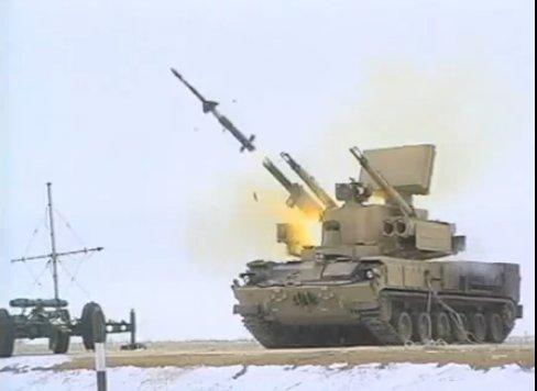 Tunguska-M1  Pantsir-s1-sa-22-greyhound-air-defense-system