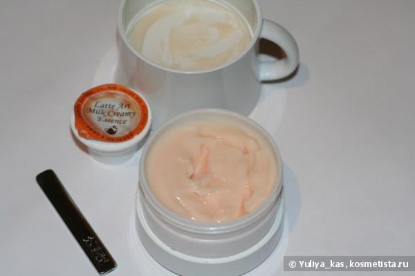 Чашечку кофе? Или утреннюю маску Tony Moly Latte Art Milk tea Morning Pack ? B37651
