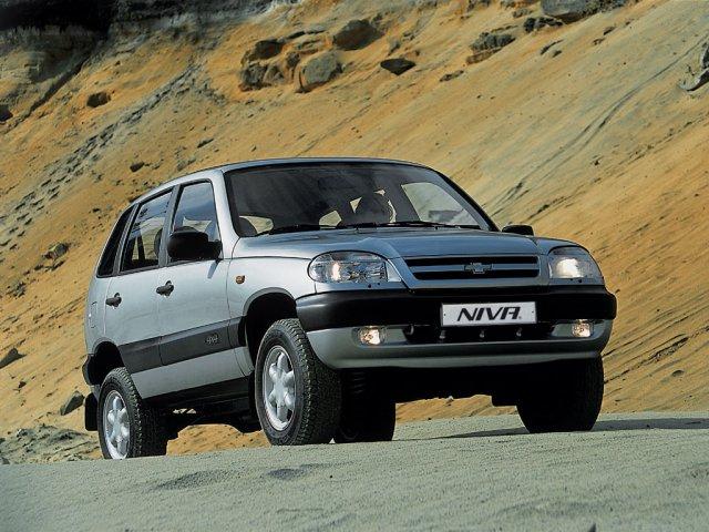 2019 - [Lada] 4x4 II/Niva II Chevrolet-niva