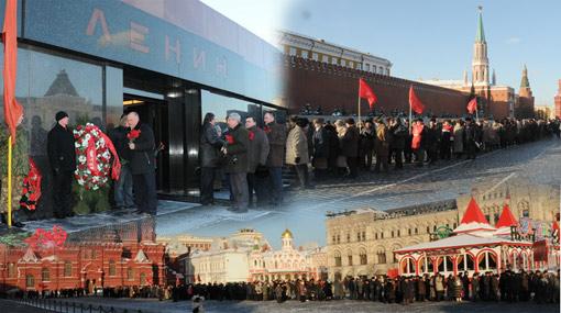 Hoy hace 86 años que murió el Gran Lenin 100121-k2