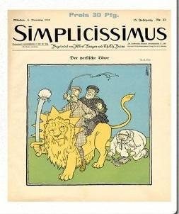 Gustav Meyrink Maj-Simplicismus