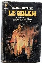 Gustav Meyrink Golem