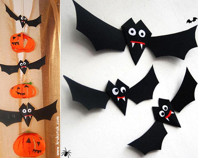 Украса за Хелоуин - вампири! Bat61