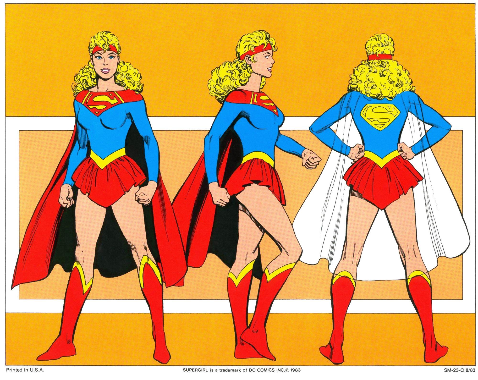 [TV] Supergirl - Irmã da Lois escolhida! - Página 8 Supergirlstyleguide