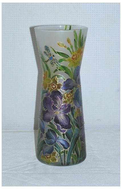 Роспись по стеклу и керамике. Идеи. Gc1301
