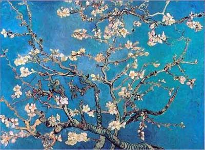 Vinsent Van Gog Van_Gogh_Almond_blossom