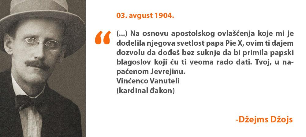 Dzejms Dzojs  - Page 3 Apostol