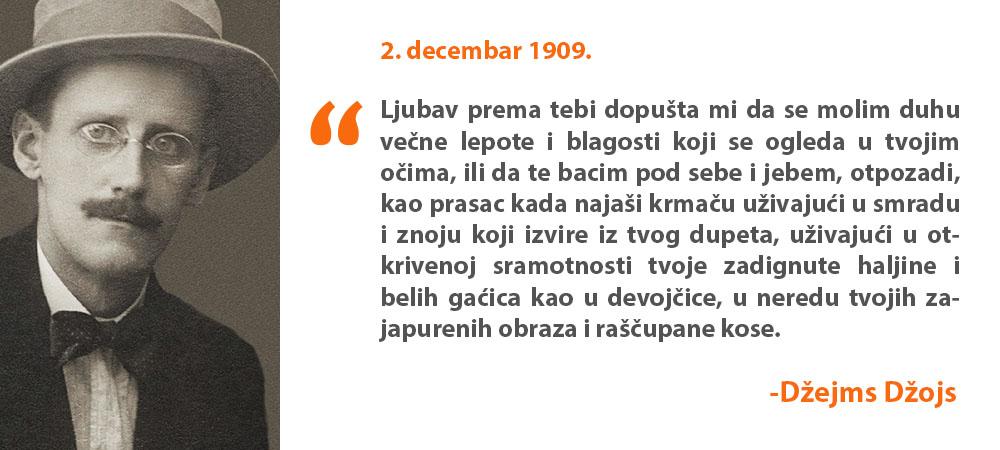 Dzejms Dzojs  - Page 3 Ljubav