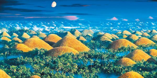 சாக்லேட் மலைகள் 27