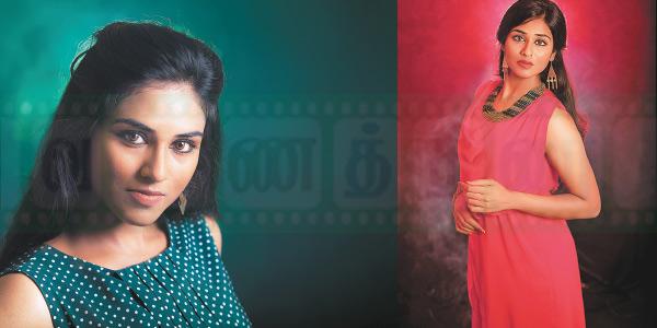 நடிகை இந்துஜா  1