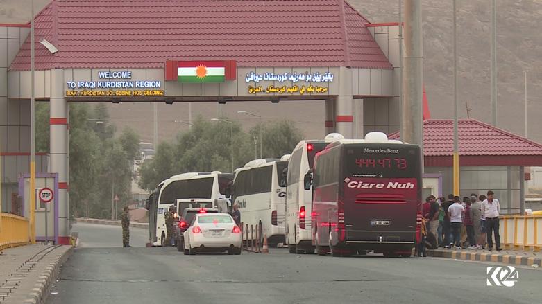 Turkish delegation discuss trade, investment with Masrour Barzani Kurdistanturkeyborder
