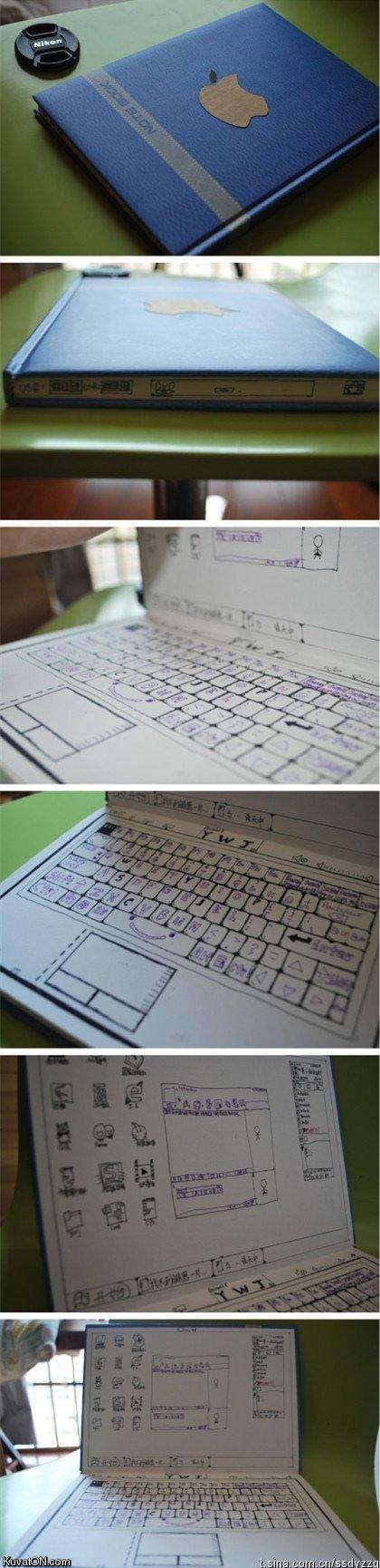 L'univers des Geeks - Page 4 Mac_notebook