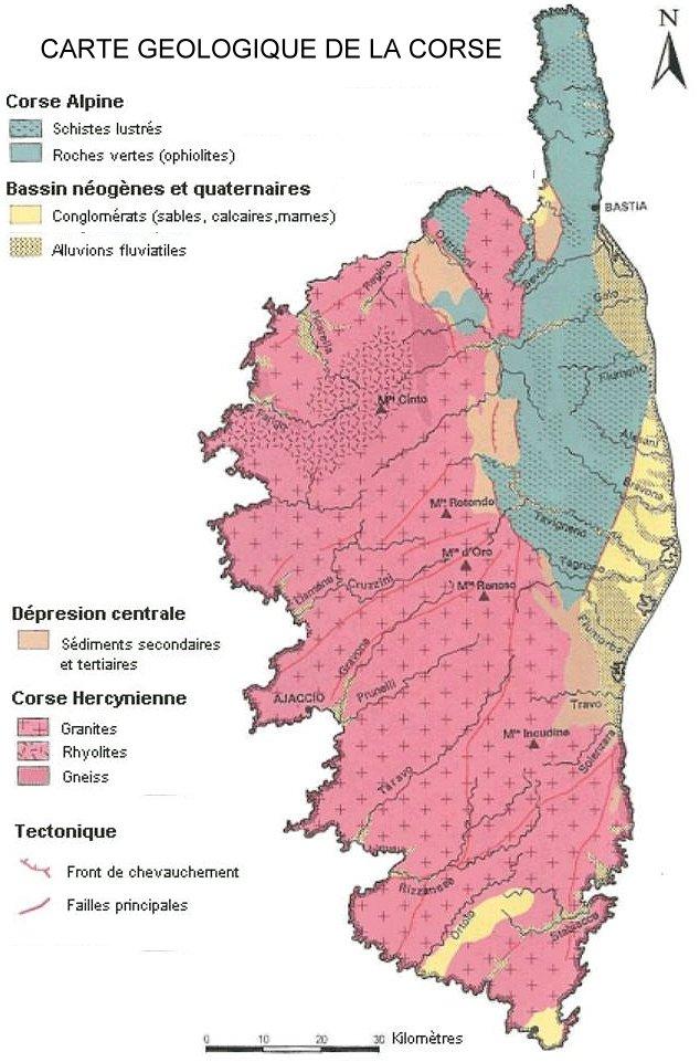 Pierres pour aquarium Carte-geologique