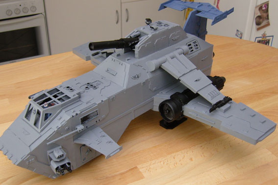 WIP thunderhawk SNC13529