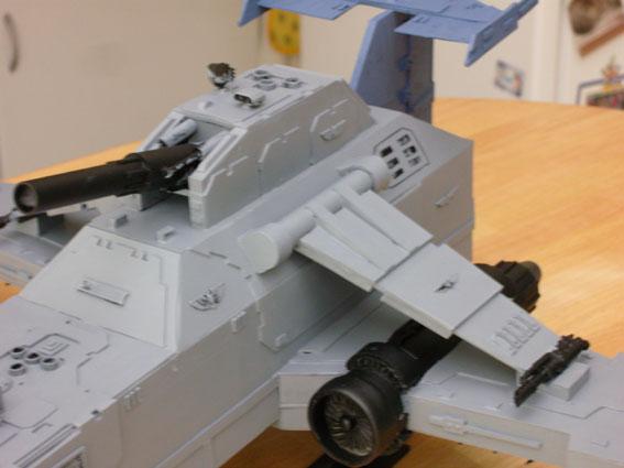 WIP thunderhawk SNC13530