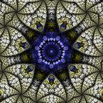 Faire un kaléidoscope Canstock1544215