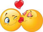 25 причин для поцелуя ;) Canstock5259292