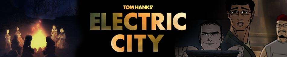 Electric City [webserie] Electriccity