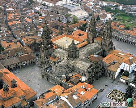 Ñ-Visión III - Gala final pag. 25 - Página 15 Santiago-de-compostela-vista-ac3a9rea-catedral-artehistoria