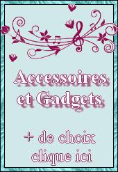 Accessoires et Gadgets pour flûte