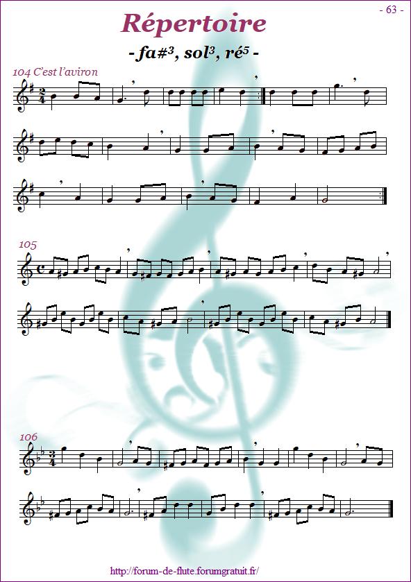 Module 6 : fa# grave, sol# grave, ré aigu - Page 57 à 64 Methode-flute-a-bec-Alto_page-63_Repertoire-fadiese-soldiese-re