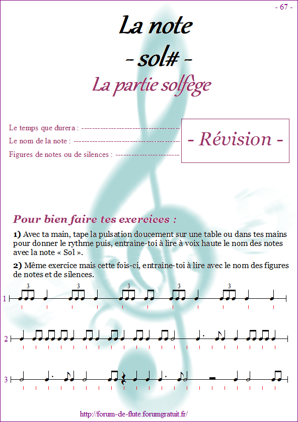 Module 7 : Fa#, Sol#, Si aigu - page 65 à 73 Methode-flute-a-bec-Alto_page-67-note_soldiese