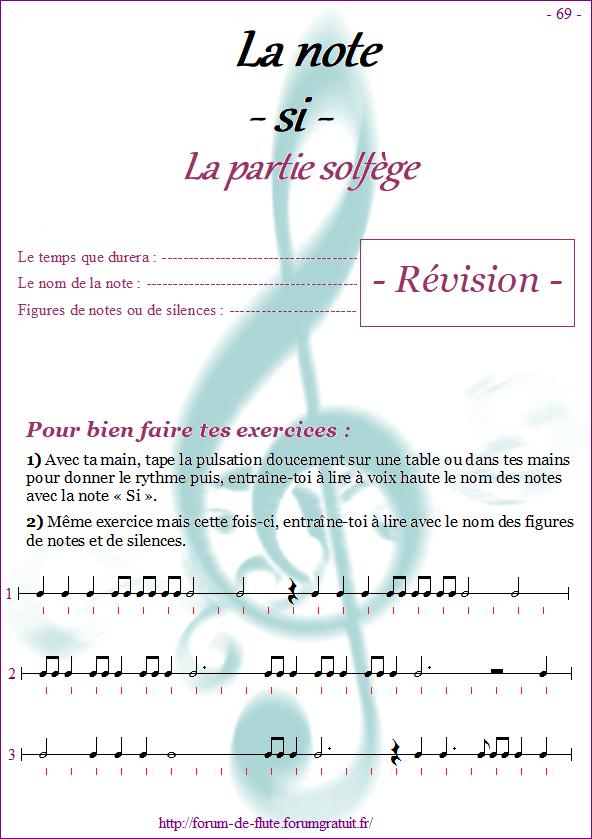 Module 7 : Fa#, Sol#, Si aigu - page 65 à 73 Methode-flute-a-bec-Alto_page-69-note_si