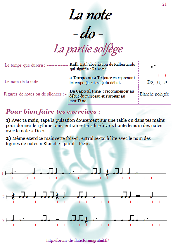 Module 1 : Mi, Ré, Do - Page 16 à 24 Methode-flute-a-bec-alto_page-21-note_do