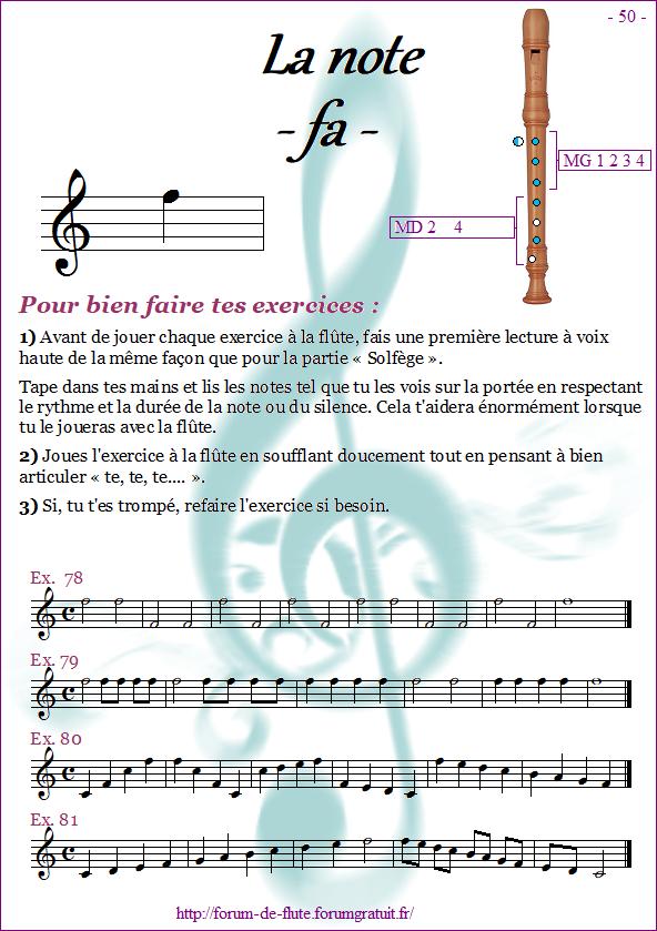 Module 5 : Sol# grave, Fa aigu, Sol aigu - Page 49 à 56 Methode-flute-a-bec_page-50-note_fa