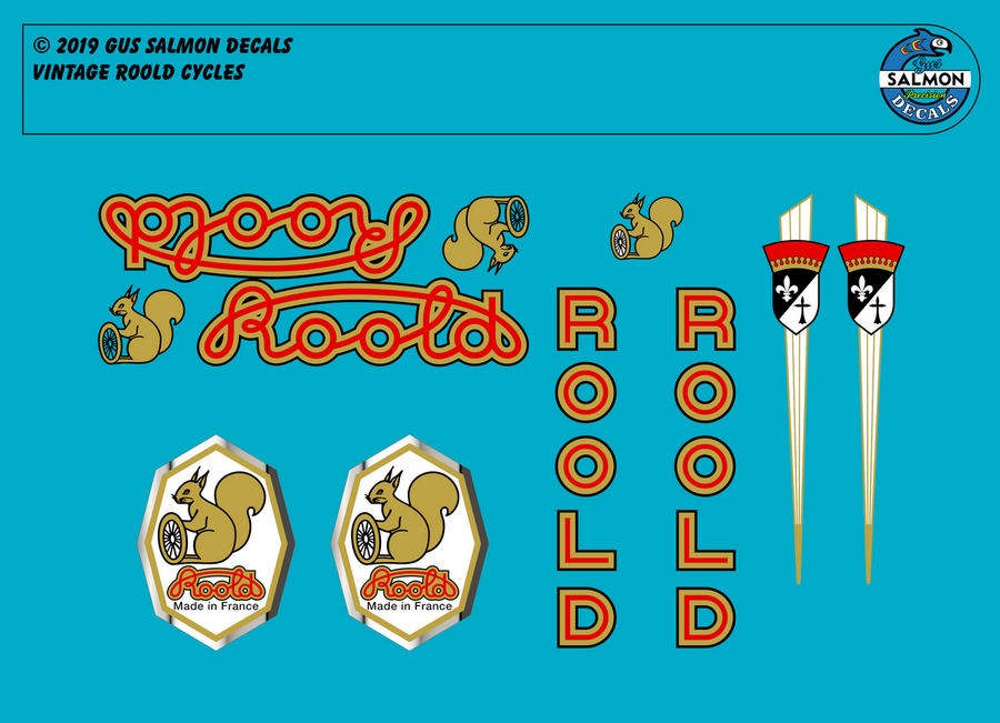 Roold GusSalmonDecals