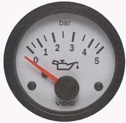 voyant d'huile allumer au ralenti sur Voyager 1998 moteur diesel à pignons Preshuile