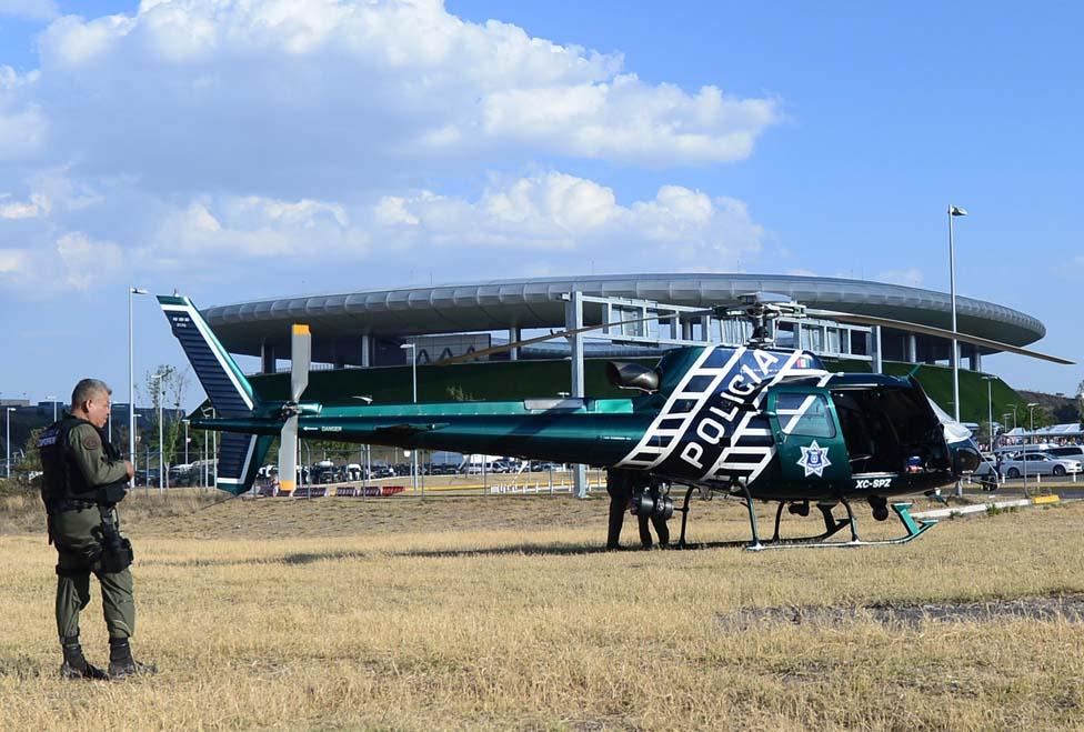 aeronaves - Aeronaves de Corporaciones policiacas de y Emergencia del México. - Página 6 Helicoptero-Halcon-policia-Zapopan_MILIMA20140330_0511_1