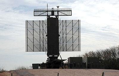 """ PROGRAMA ESCUDO NORTE / OPERATIVO FRONTERAS"" Radar"