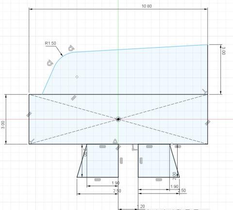 Impression 3D Guidon_cot%c3%a9