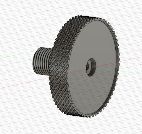 Impression 3D Oeilleton