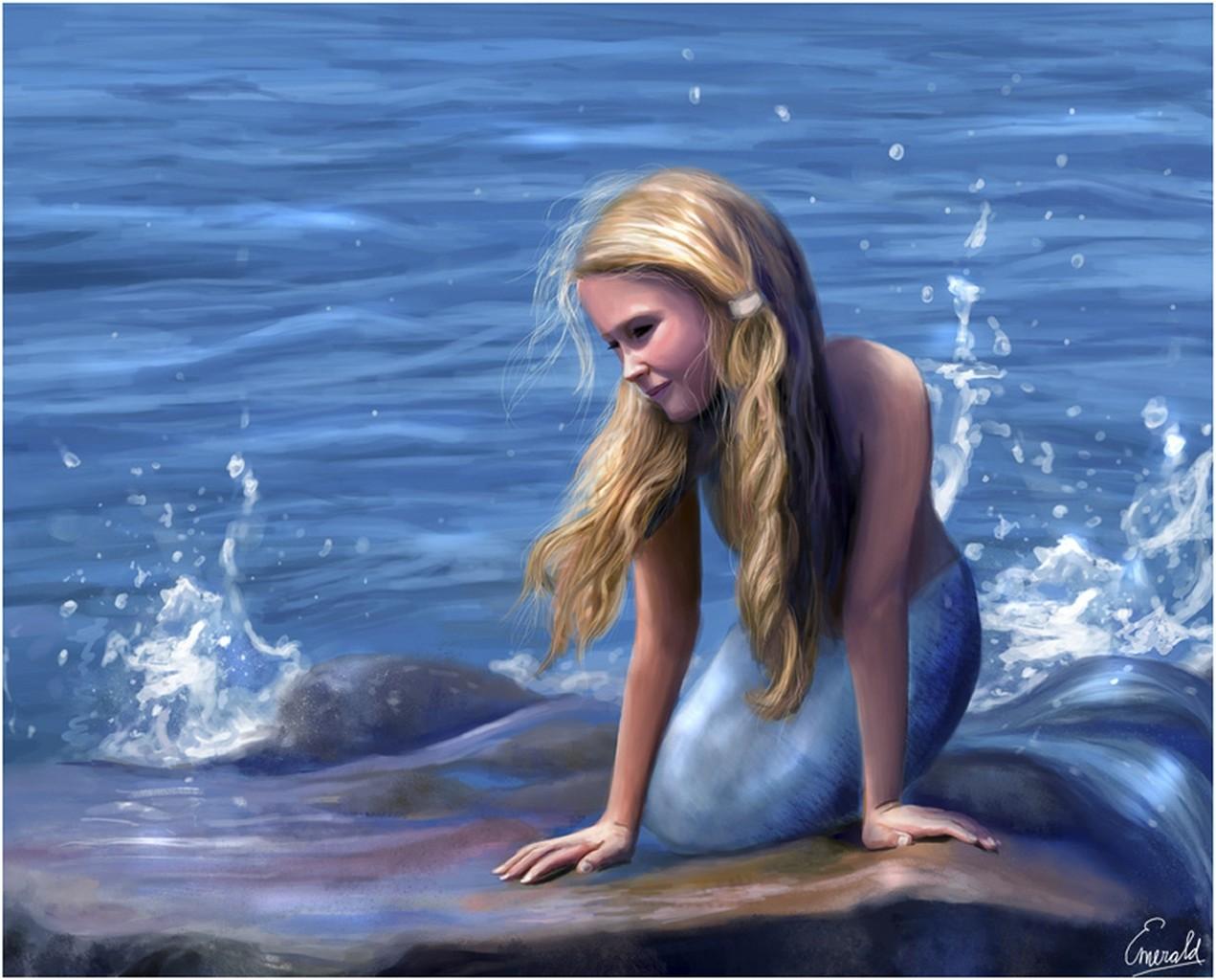 Sirenas, pon tus imagenes. Juegos-de-vestir-para-chicas-sirenitas