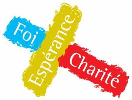 Dictionnaire d'exemples/Sujet III/ Objet de la foi/ Foi-espc3a9rance-charitc3a9