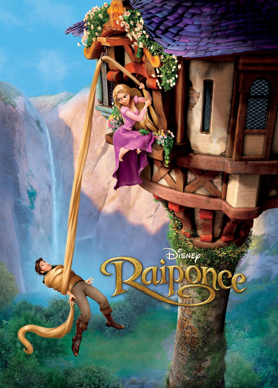 [Walt Disney] La Reine des Neiges (2013) - Sujet d'avant-sortie - Page 3 Raiponce-affiche-france-teaser