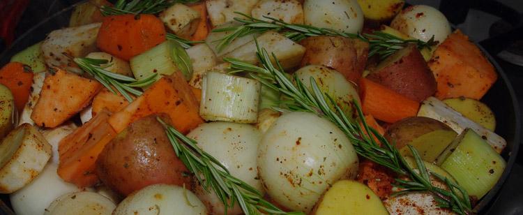 овощи во время ГВ