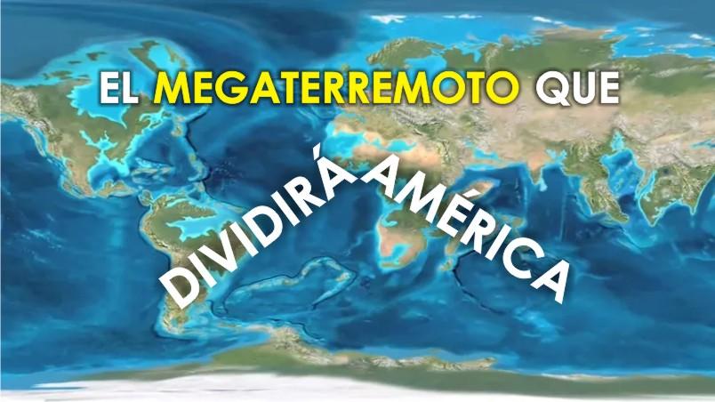 • ¿Se partirá América en dos y se hundirá Norteamérica?... Estudio-megaterremoto