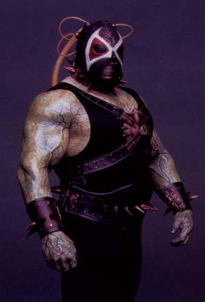 Cual fue la mejor/peor adaptacion de superheroes en el cine? Bane-batman