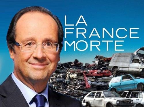 «L'année des deux printemps, la République mourra dans l'opprobre général... Hollande-la-france-morte1-1