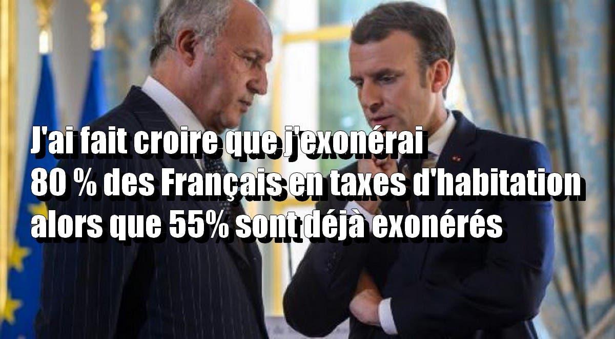 Qui est Emmanuel Macron ? - Page 13 Fabius-macron