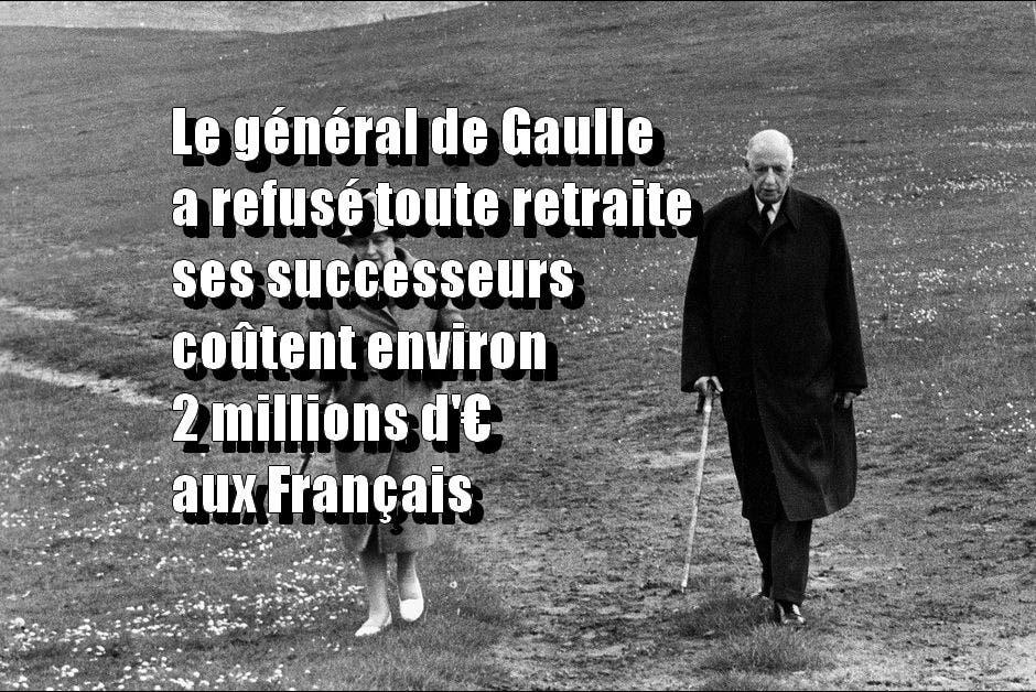 """Macron """"en marche"""" ! - Page 12 Charles-de-Gaulle-a-la-retraite-de-l-Histoire"""