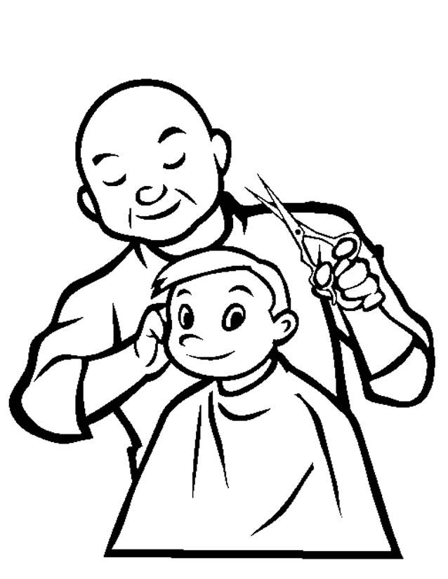 Pour rire un peu - Page 11 Coloriage-coiffeur-12