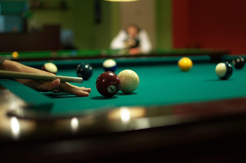 Bilijar Billiards
