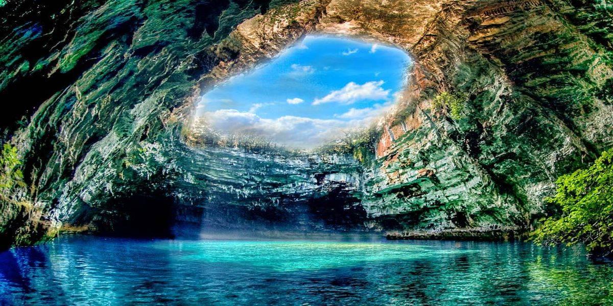 Самые интересные места на планете Melissani-lake