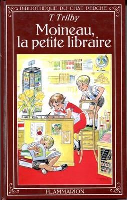 Moineau, la petite libraire, de T. Trilby Moineau